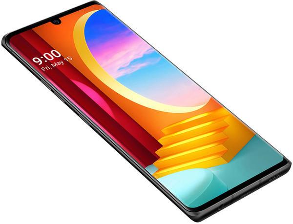 4G-версия смартфона LG Velvet с топовым процессором 2018 года стоит €499