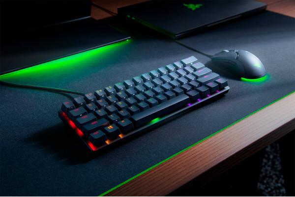 Razer представила игровую клавиатуру Razer Huntsman Mini