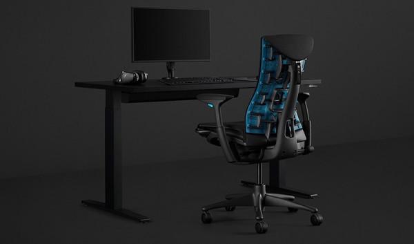 Logitech и Herman Miller выпустили геймерское кресло за 00