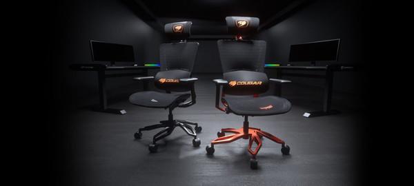 COUGAR Argo - инновационное игровое кресло с совершенной эргономикой