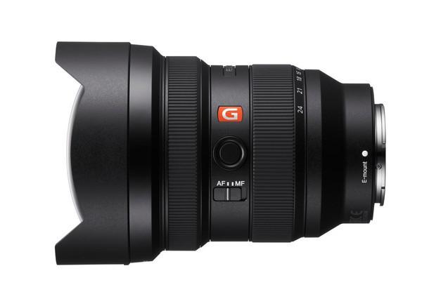 Sony объявила о запуске объектива 12-24мм G Master с самым широкоугольным зумом