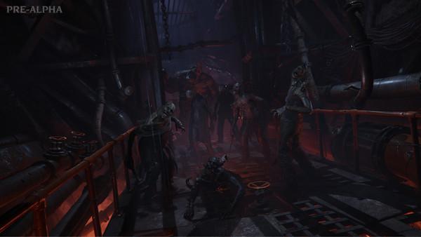 Анонсирован кооперативный шутер Warhammer 40,000: Darktide от авторов Warhammer