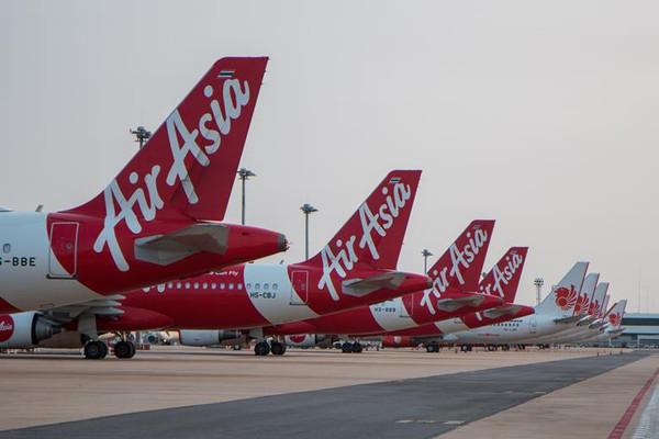 Коронавирус для AirAsia Group – это самая сложная задача