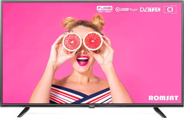 "Full HD телевизор Romsat c экраном 43"""