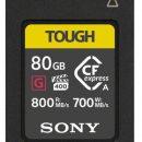 Sony представляет первые в мире карты памяти CFexpress Type A