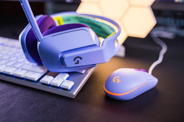 Logitech G презентует новую яркую линейку игровых устройств