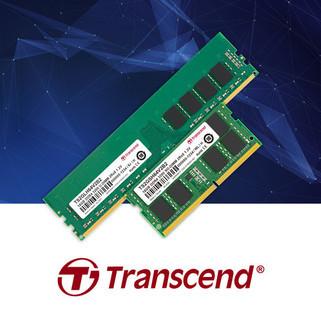 Модули памяти Transcend DDR4-3200, оптимизированные под передачу данных 5G