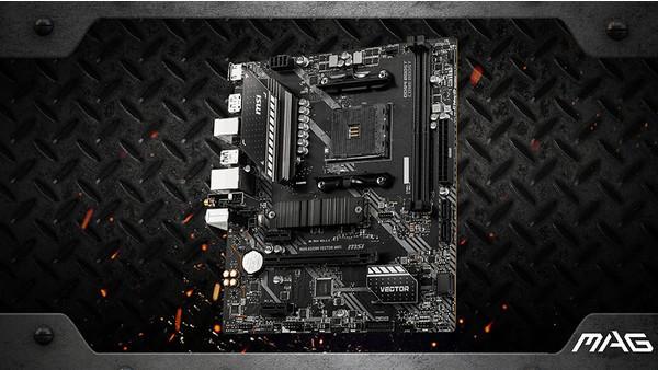 MSI представляет материнские платы на базе чипсета AMD A520