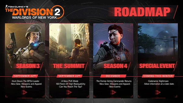 В Tom Clancy's The Division 2 появится новый PvE-режим