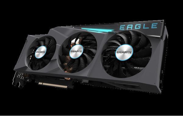GIGABYTE представляет графические платы GeForce RTX 3000-серии
