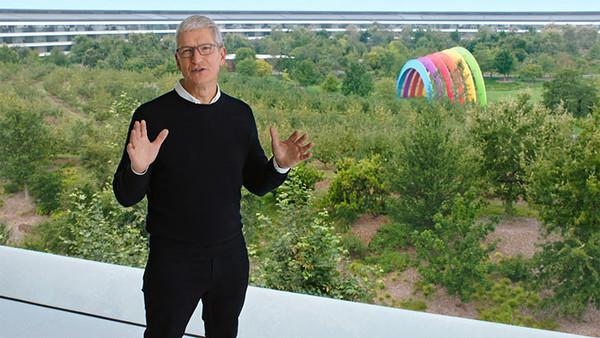 С начала сентября Apple подешевела более чем на $500 млрд