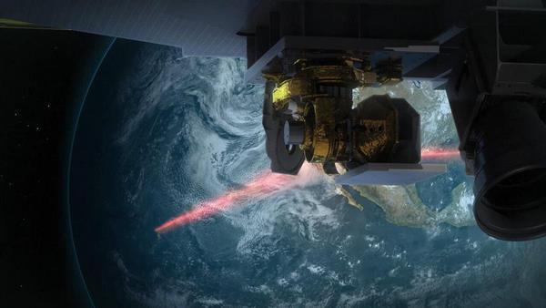 Лазерные сообщения в космос