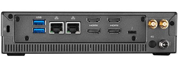 GIGABYTE оснастила новые неттопы Brix Pro процессорами Intel Tiger Lake