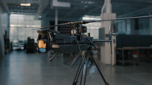 Изобретатель Oculus Rift создал военный дрон-разведчик с ИИ