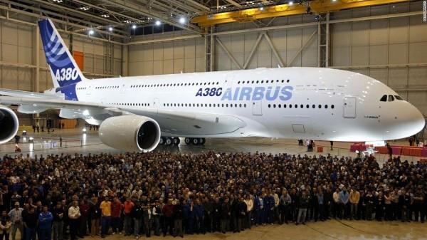 Airbus: сотрудникам концерна грозит вынужденное увольнение