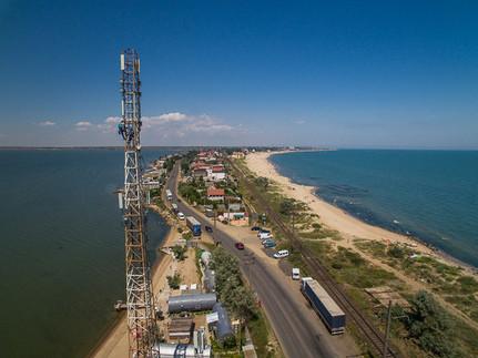 Киевстар включил 4G-связь на частотах 900 МГц в 14 пунктах Одесской области