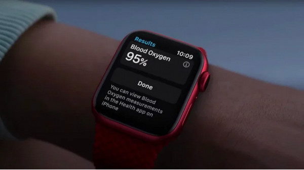Apple Watch Series 6: смарт-часы с технологиями из будущего