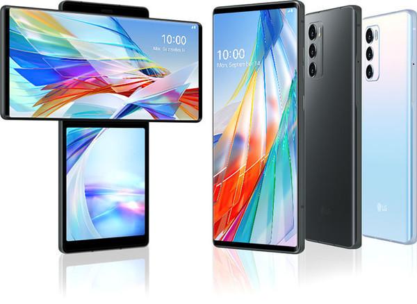 LG представила продвинутый поворотный смартфон Wing с двумя дисплеями
