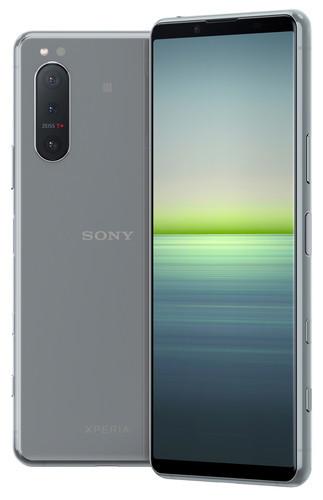 Смартфон Sony Xperia 5 II показан на пресс-рендерах в двух цветах
