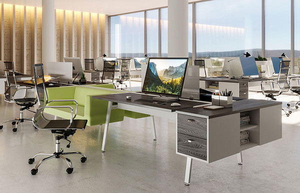 Зачем выбирать правильную офисную мебель в Киеве?