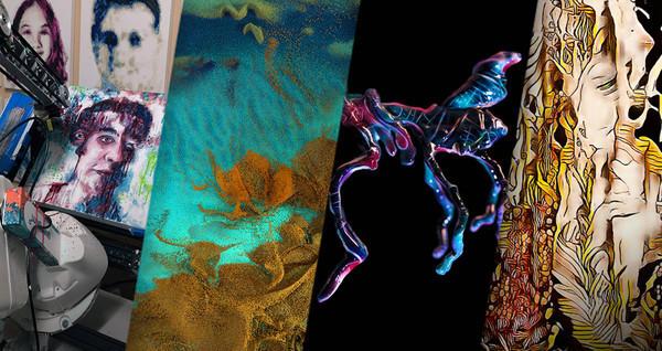AI Art Gallery - виртуальная художественная галерея в рамках осенней GTC
