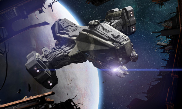 В Star Citizen началась акция с бесплатным доступом к игре и лучшим кораблям
