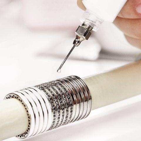 Высокие технологии при изготовлении колец