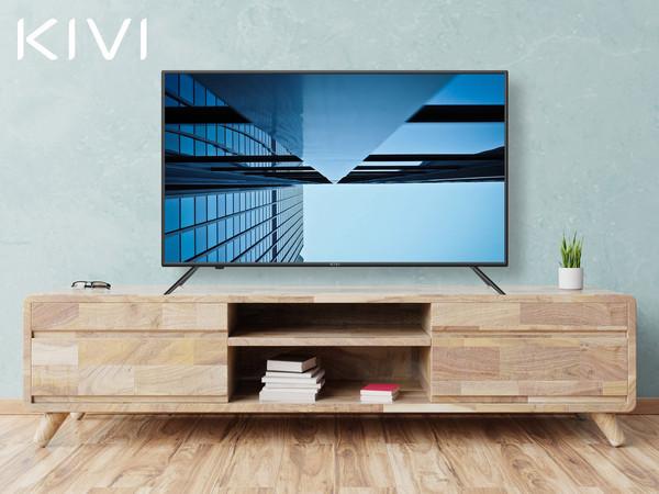 Новая линейка смарт-телевизоров KIVI