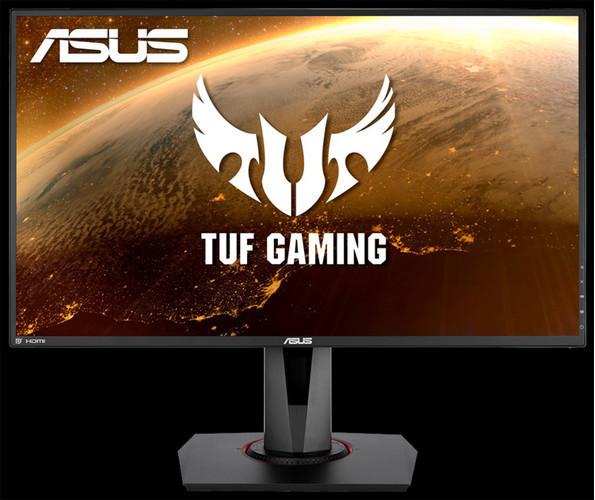 Игровой монитор ASUS TUF Gaming VG279QR поддерживает Extreme Low Motion Blur