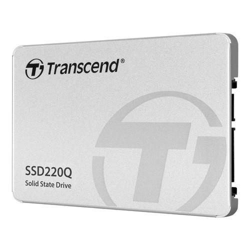 Transcend представляет новый SSD220Q на основе памяти 3D NAND QLC