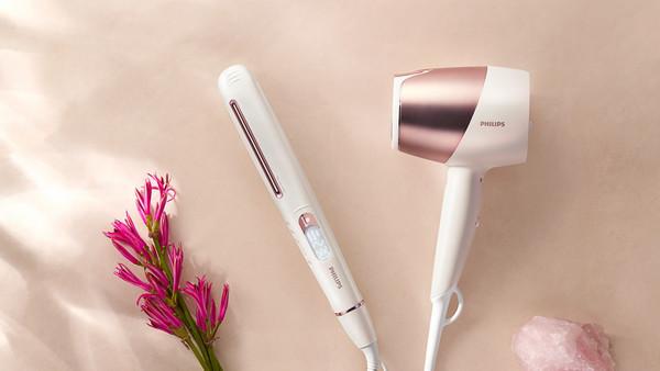 Индивидуальный подход к волосам с Philips SenseIQ