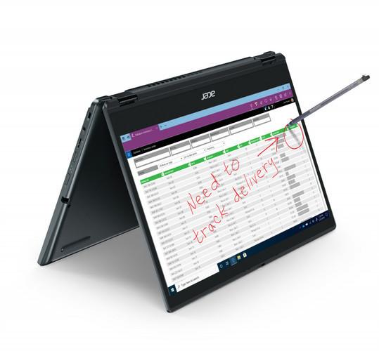 Acer расширила серию бизнес-ноутбуков TravelMate тремя моделями