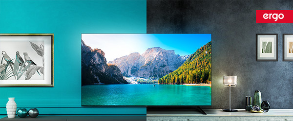 Смарт-телевизоры ERGO 2020 года