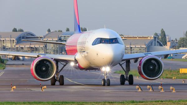 За время карантина Wizz Air купила три новых Airbus A320neo