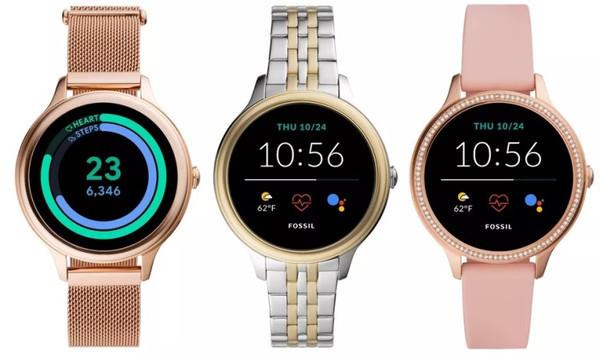 Cмарт-часы Fossil Gen 5E на старой платформе Qualcomm оценены в $249