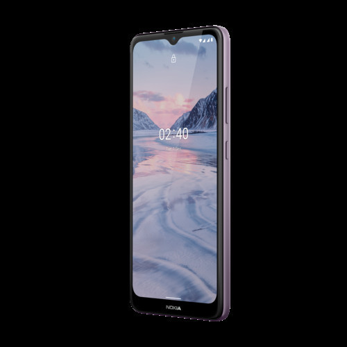 Смартфон Nokia 2.4 доступной ценовой категории с большим 6.55'' экраном