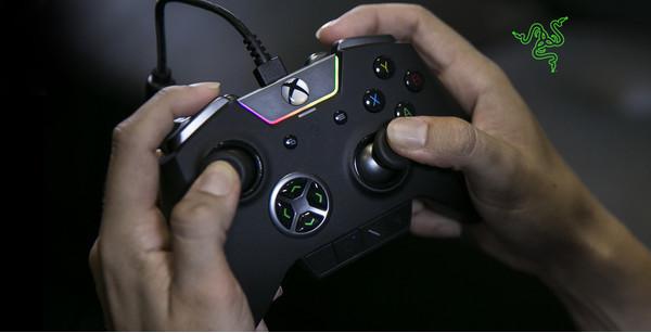Razer шагает в будущее консольных игр с XBOX SERIES X|S