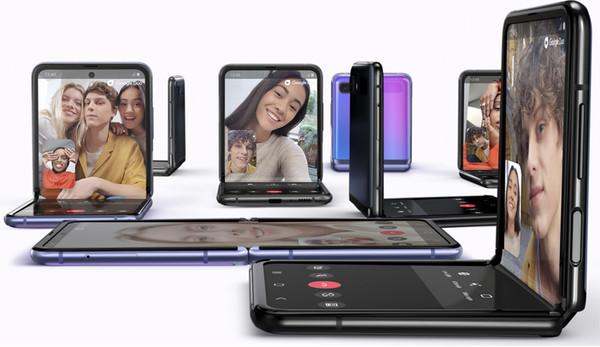 Выход смартфона-раскладушки Samsung Galaxy Z Flip 2 с гибким экраном ожидается