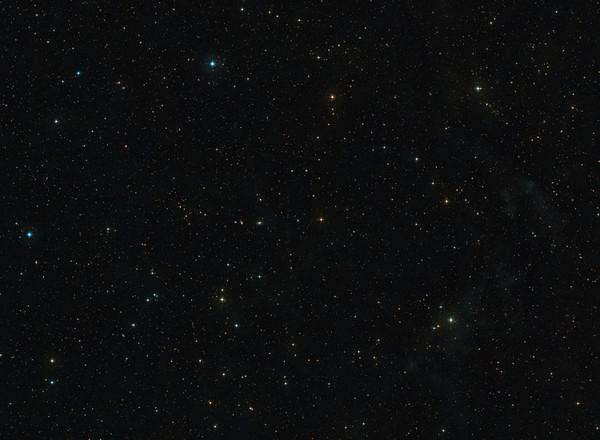 Учёные зафиксировали, как чёрная дыра уничтожила звезду