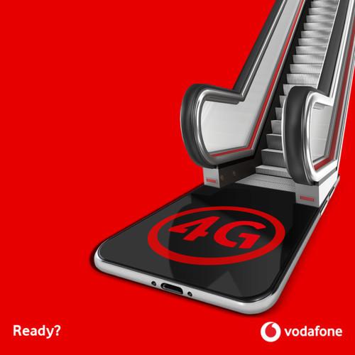 Абоненты Vodafone получат в метро Киева по 20 ГБ мобильного интернета