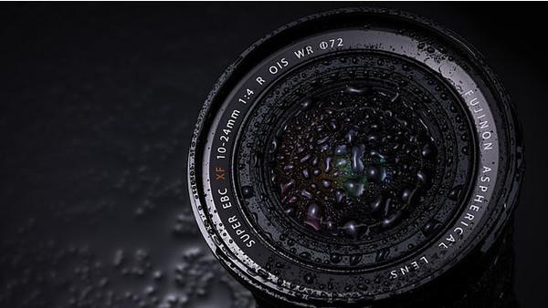 Fujifilm представляет объектив FUJINON XF10-24mmF4 R OIS WR