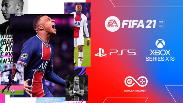 FIFA 21 выйдет на консолях нового поколения 4 декабря