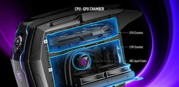 MSI представляет MEG Aegis Ti5 – первый в мире игровой компьютер на базе NVIDIA