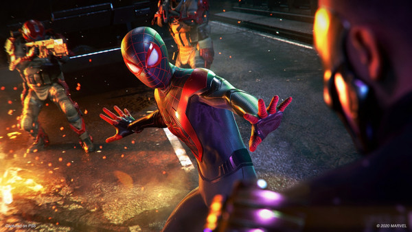 Marvel's Spider-Man: Miles Morales отправилась на золото — разработка завершена