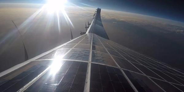 LTE из стратосферы: планер с базовой станцией на борту смог обеспечить сотовое