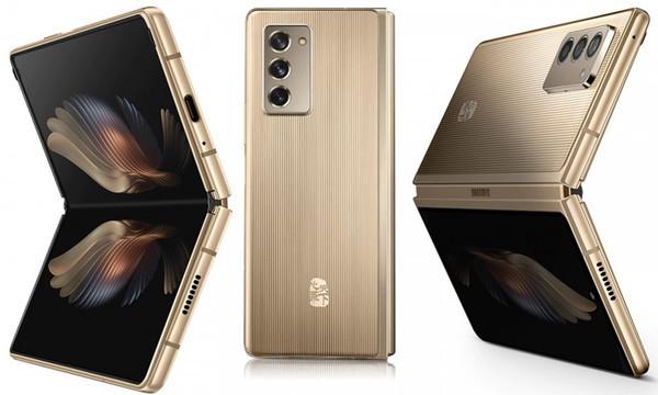 Представлен гибкий смартфон Samsung W21 5G — эксклюзивный вариант Galaxy Z Fold2