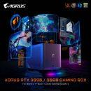 GIGABYTE представляет внешнюю графику AORUS RTX 3090/3080 GAMING BOX
