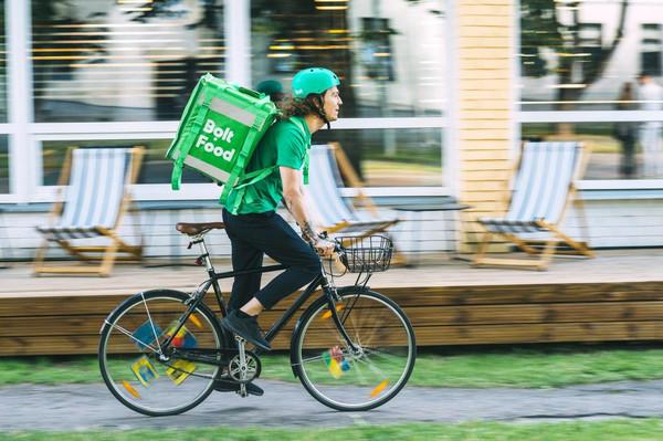 Bolt запускает сервис доставки еды