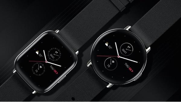 Amazfit под брендом Zepp готовит новые умные часы серии Z