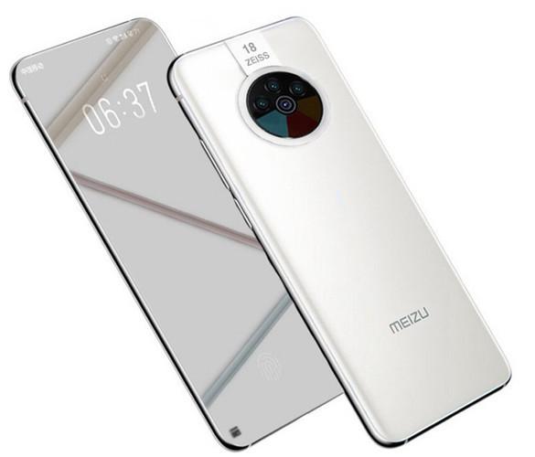 Флагманский смартфон Meizu 18 Max, по слухам, получит чип Snapdragon 875